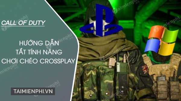 cach tat choi cheo cross play trong call of duty warzone