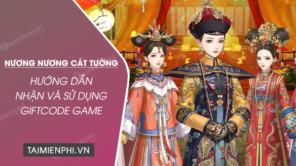 code game nuong nuong cat tuong
