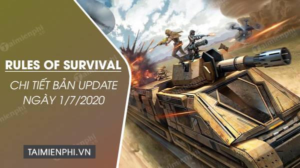 ban cap nhat rules of survival 1 7 co gi moi