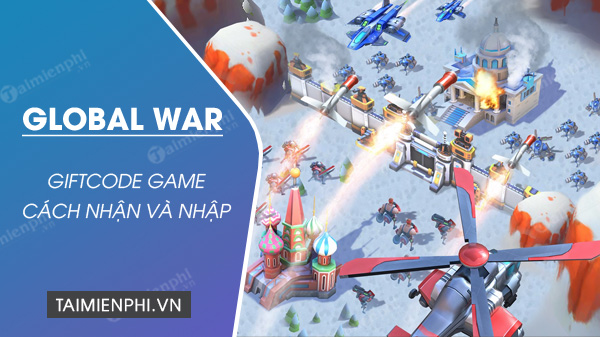 code game global war