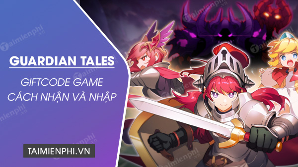 code game guardian tales