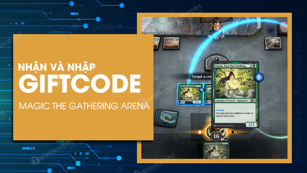 code magic the gathering arena