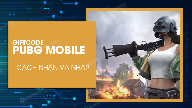 GiftCode PUBG Mobile 2021