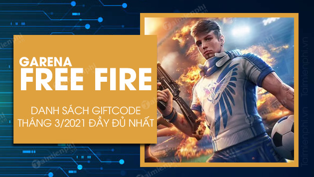 redeem code free fire thang 3 2021