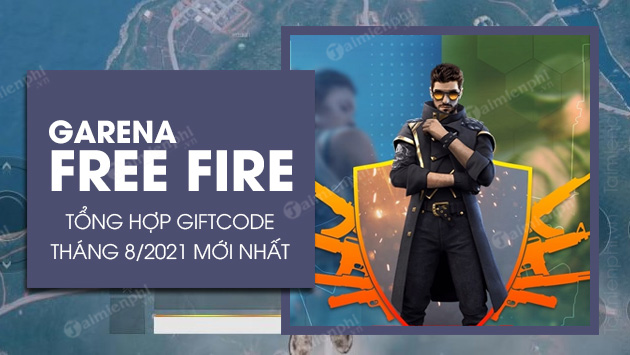 code free fire thang 8 2021