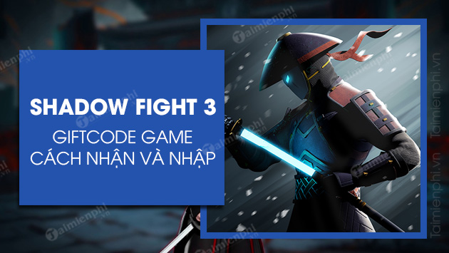 code shadow fight 3