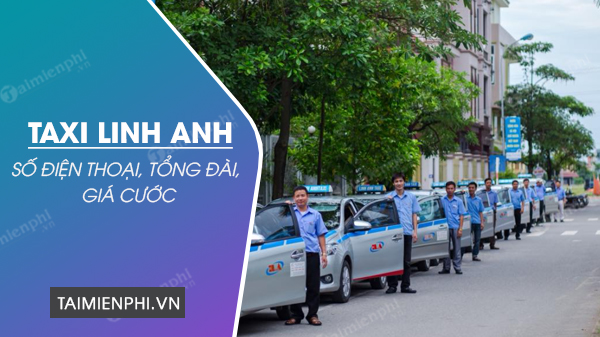 taxi linh anh