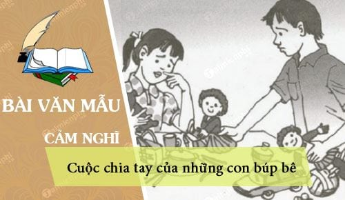 cam nghi ve cuoc chia tay cua nhung con bup be