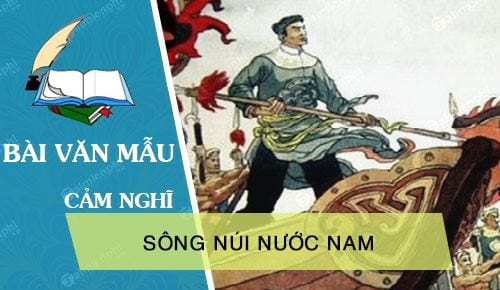 cam nghi ve bai song nui nuoc nam