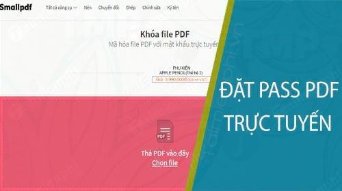 huong dan them mat khau pdf truc tuyen