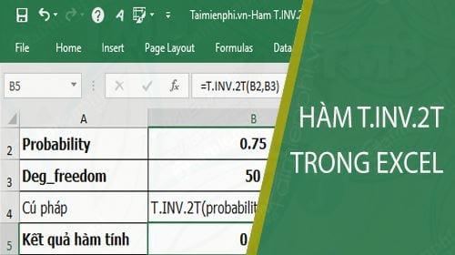 ham t inv 2t trong excel