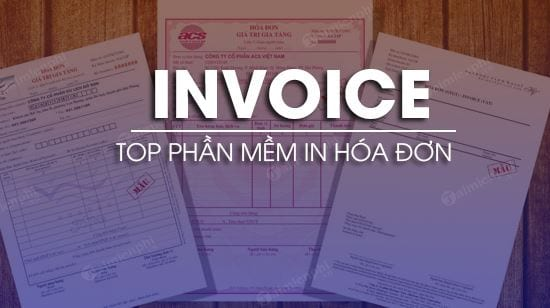 top phan mem in hoa don
