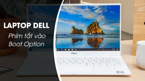 phim tat vao boot option laptop dell