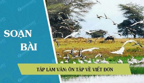 tap lam van on tap ve viet don