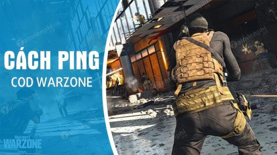 cach su dung ping trong game call of duty warzone