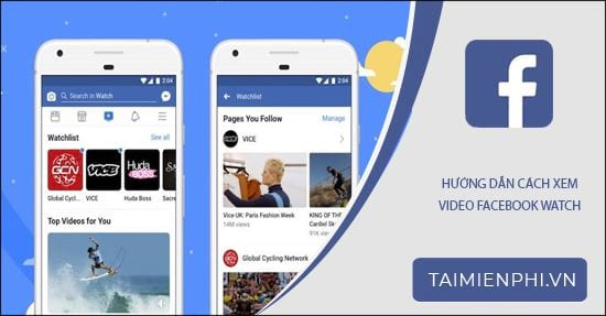 how to watch facebook watch videos on your phone