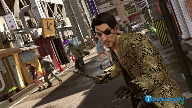 game yakuza kiwami 2 ra mat xbox one windows 10 va xbox game pass