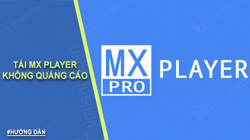 At the moment the mx player is not clear anywhere