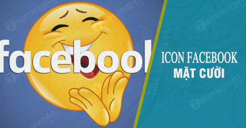 icon facebook mat cuoi