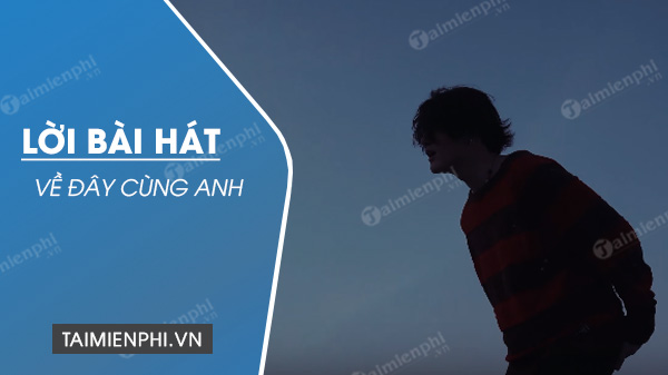 loi bai hat ve day cung anh your song