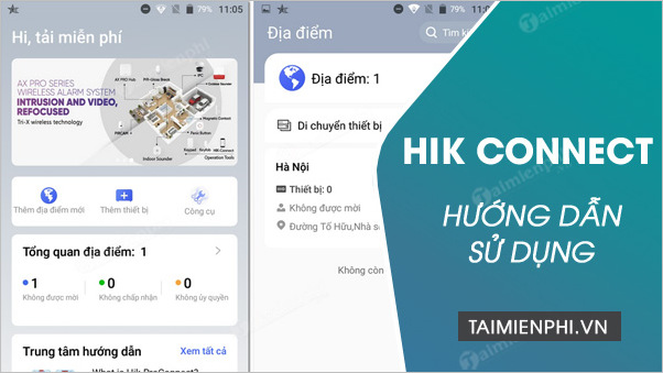 cach su dung hik connect