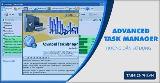 cach su dung advanced task manager