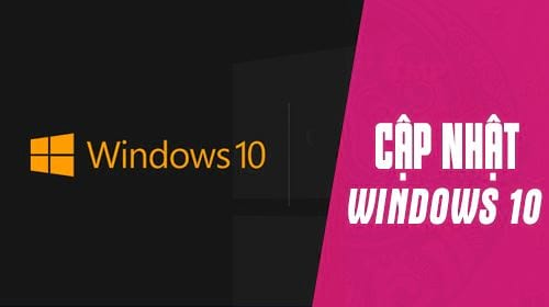 cach cap nhat windows 10 october 2018 version 1809
