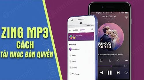 Stop music on zing mp3