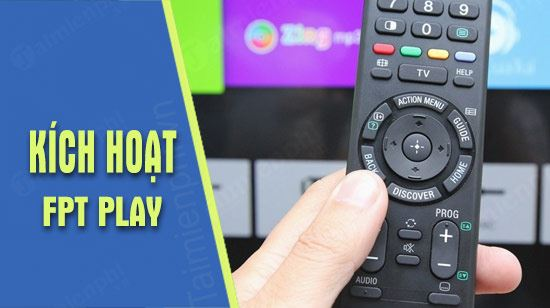 Directs the fpt play call on Sony smart TV