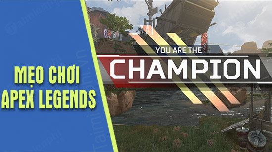 meo lot top 10 trong apex legends