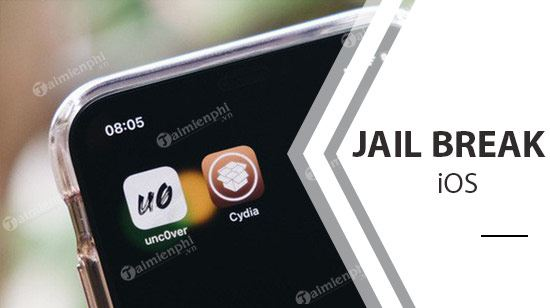 cach jailbreak iphone bang 3utools