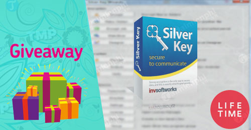 giveaway silver key standard mien phi