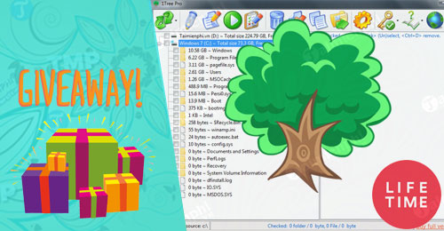 giveaway 1 tree pro